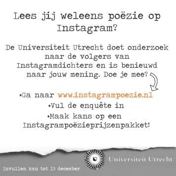 Oproep enquête Instagram 3