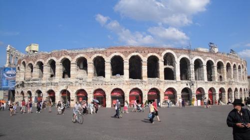 Arena di Verona © Mark Boninsegna