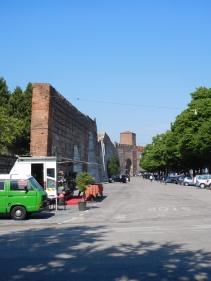 Stadsmuur Verona © Mark Boninsegna